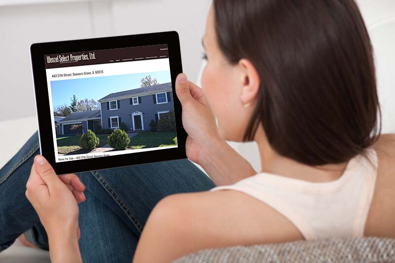 Virtually sell your home